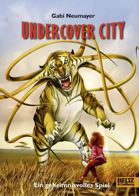 Undercover City von Gabi Neumayer, Sebastian Meyer