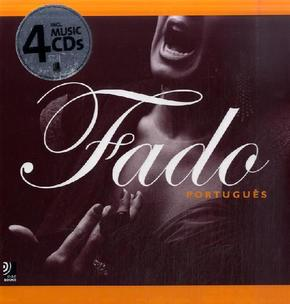 Fado Portuges, Bildband u. 4 Audio-CDs