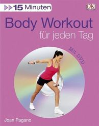 15 Minuten Body Workout für jeden Tag, m. DVD