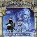 Gruselkabinett-Box 1, 3 Audio-CDs - Box.1
