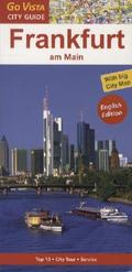 Go Vista City Guide Frankfurt am Main, English edition - Reiseführer