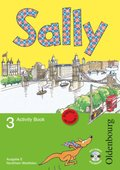 Sally, Ab Klasse 1: 3. Schuljahr, Ausgabe E, Activity Book m. Audio-CD