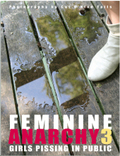 Feminine Anarchy 3, Girls Pissing in Public