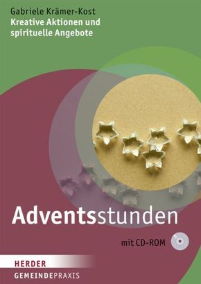 Adventsstunden, m. CD-ROM