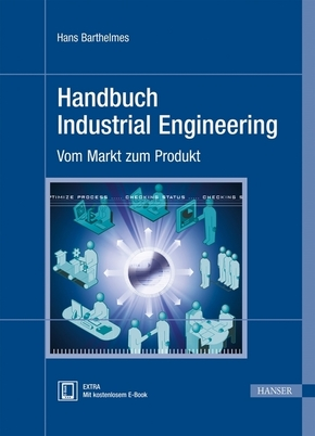 Handbuch Industrial Engineering, m. CD-ROM