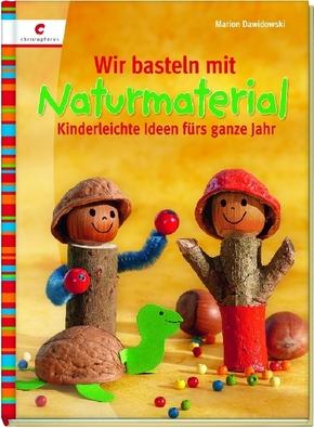 Wir basteln mit Naturmaterial - arvelle.de