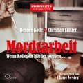 Mordsarbeit, 4 Audio-CDs