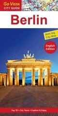 Go Vista City Guide Berlin, English edition - Reiseführer