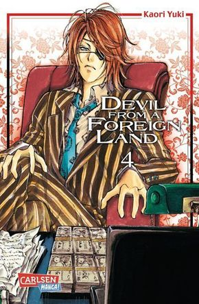 Devil from a foreign Land - Bd.4
