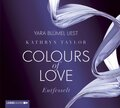 Colours of Love - Entfesselt, 4 Audio-CDs
