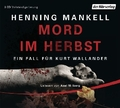 Mord im Herbst, 3 Audio-CDs