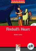 Fireball's Heart, mit 1 Audio-CD, m. 1 Audio-CD