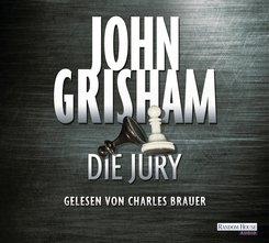 Die Jury, 6 Audio-CDs