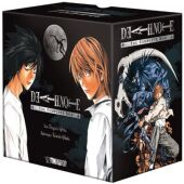 Death Note - The Complete Box - Bd.1-13