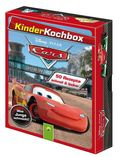 Disney Kinderkochbox - Cars, 50 Rezeptkarten