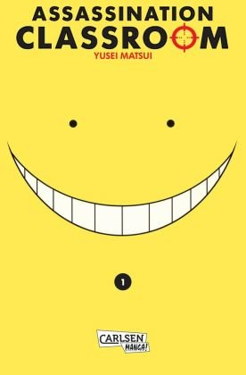 Assassination Classroom - Bd.1