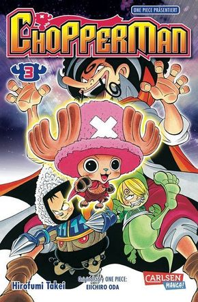 Chopperman - Bd.3