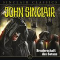 John Sinclair Classics - Bruderschaft des Satans, 1 Audio-CD