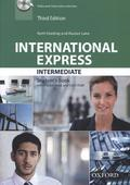 International Express: Intermediate: Student's Book with Pocket Book and DVD-ROM