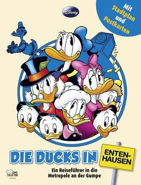 Die Ducks in Entenhausen