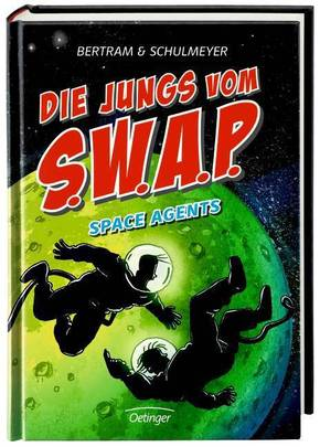 Die Jungs vom S.W.A.P. - Space Agents