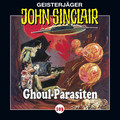 John Sinclair - Ghoul-Parasiten, Audio-CD