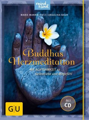 Buddhas Herzmeditation, m. Audio-CD