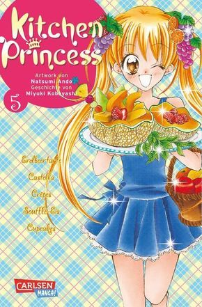 Kitchen Princess - Bd.5