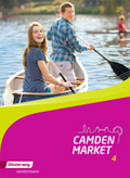 Camden Market, Ausgabe 2013: Textbook; Bd.4