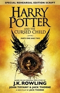 Harry Potter and the Cursed Child - Parts 1 + 2