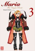Maria the Virgin Witch - Bd.3