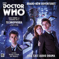 Doctor Who: Technophobia, Audio-CD