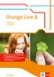 Orange Line, Ausgabe 2014: 7. Klasse, Workbook Grundkurs mit Audio-CD; Bd.3