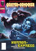 Geister Schocker-Comic - Horror-Express