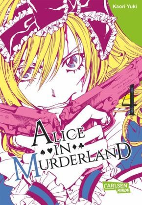 Alice in Murderland - Bd.4