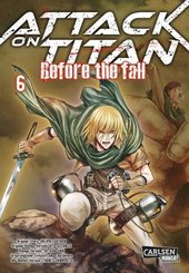 Attack on Titan - Before the Fall - Bd.6