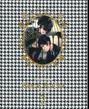 Black Butler: Black Butler Artworks - Bd.2