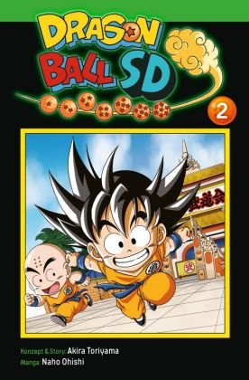 Dragon Ball SD - Bd.2