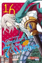 Yamada-kun & the seven Witches - Bd.16