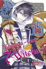 Yamada-kun and the seven Witches - Bd.15