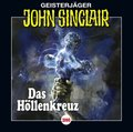 John Sinclair - Das Höllenkreuz, 2 Audio-CDs