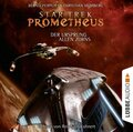 Star Trek Prometheus - Der Ursprung allen Zorns, 10 Audio-CDs