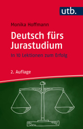 Deutsch fürs Jurastudium