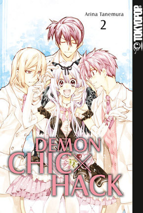 Demon Chic x Hack - Bd.2
