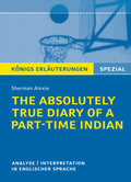 Sherman Alexie 'The Absolutely True Diary of a Part-Time Indian'