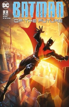 Batman of the Future - Bd.2