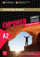 Cambridge English Empower: Elementary (A2) Combo B