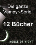 House of Night - Die komplette Vampyr-Serie (12 Bücher)