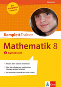 KomplettTrainer Mathe Gym 8