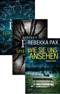 Krimi-Paket: Cornelia Arents - Band 1-3 (3 Bücher)